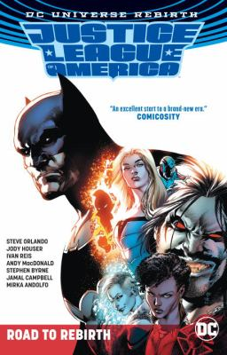 Cover image for Justice League of America : road to rebirth