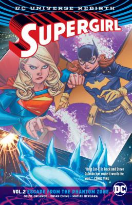 Cover image for Supergirl. Vol. 2, Escape from the Phantom Zone