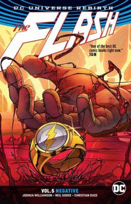 Cover image for The Flash. Vol. 5, Negative
