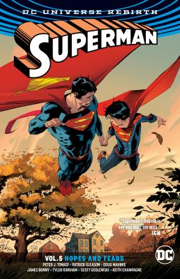 Cover image for Superman. Vol. 5, Hopes and fears
