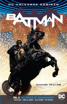 Cover image for Batman. Vol. 5, The rules of engagement