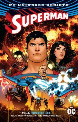 Cover image for Superman. Vol. 6, Imperius Lex
