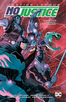 Cover image for Justice League. No justice
