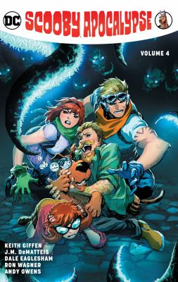 Cover image for Scooby apocalypse. Vol. 4