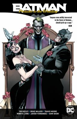Cover image for Batman : preludes to the wedding
