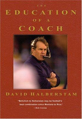 Cover image for The education of a coach