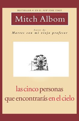 Cover image for Las cinco personas que encontrarás en el cielo