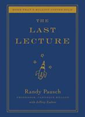 Cover image for The last lecture