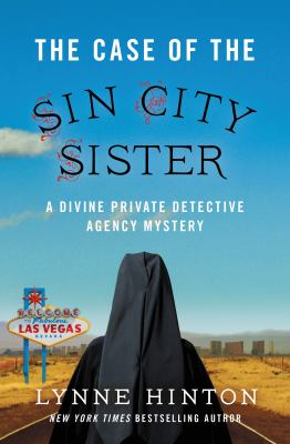 Cover image for The case of the Sin City sister : a Divine Private Detective Agency mystery