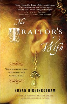 Cover image for The traitor's wife