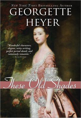 Cover image for These old shades
