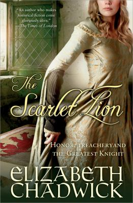 Cover image for The scarlet lion