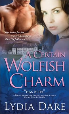 Cover image for A certain wolfish charm