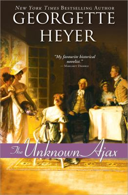 Cover image for The unknown Ajax