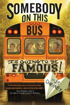Cover image for Somebody on this bus is going to be famous