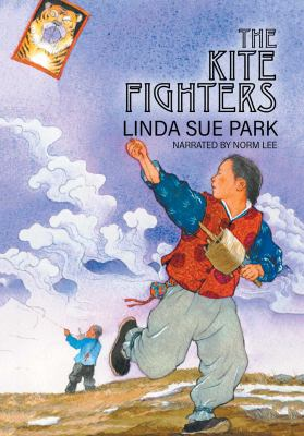Cover image for The kite fighters