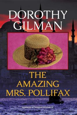 Cover image for The amazing Mrs. Pollifax