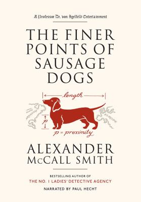 Cover image for The finer points of sausage dogs