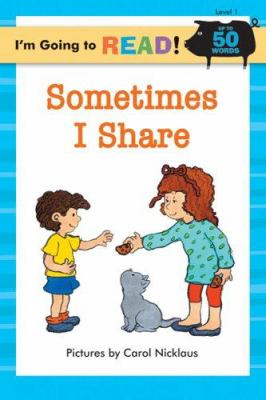 Cover image for Sometimes I share