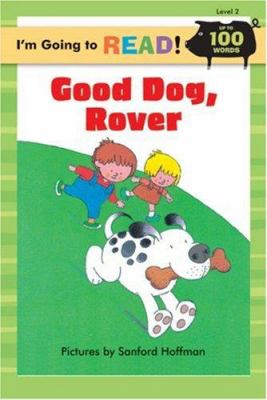 Cover image for Good dog, Rover