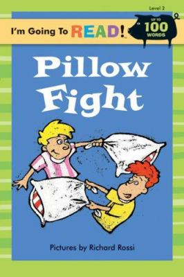 Cover image for Pillow fight