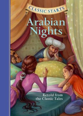 Cover image for Arabian nights : retold from the original