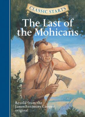 Cover image for The last of the Mohicans