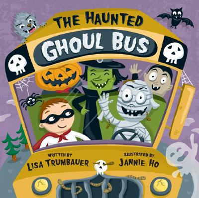 Cover image for The haunted ghoul bus