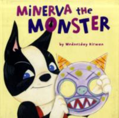 Cover image for Minerva the monster