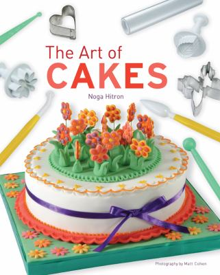 Cover image for The art of cakes