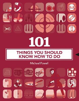 Cover image for 101 things you should know how to do