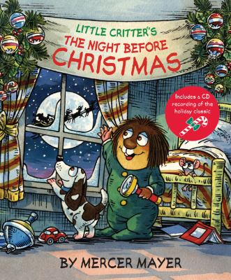 Cover image for Little Critter's the night before Christmas