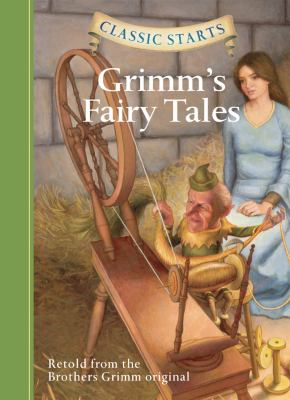 Cover image for Grimm's fairy tales