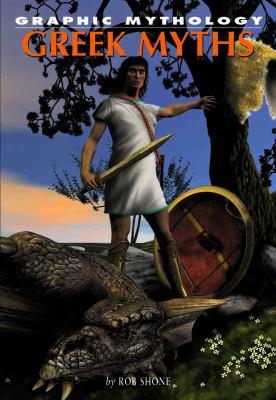 Cover image for Greek myths