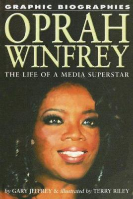 Cover image for Oprah Winfrey : the life of a media superstar
