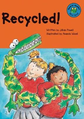 Cover image for Recycled!