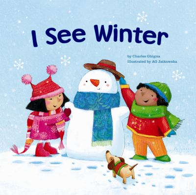 Cover image for I see winter