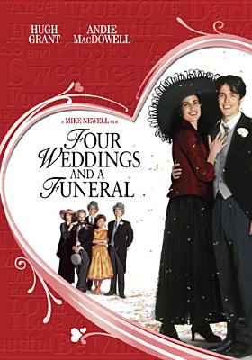 Cover image for Four weddings and a funeral
