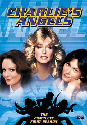 Cover image for Charlie's angels. The complete first season