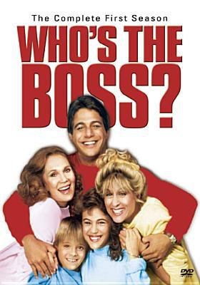 Cover image for Who's the boss. The complete first season