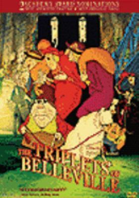 Cover image for Triplets of Belleville
