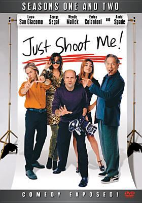 Cover image for Just shoot me. Seasons one and two