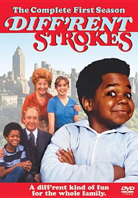 Cover image for Diff'rent strokes. The complete first season