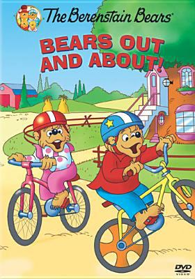 Cover image for The Berenstain Bears. Bears out & about