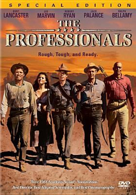 Cover image for The professionals