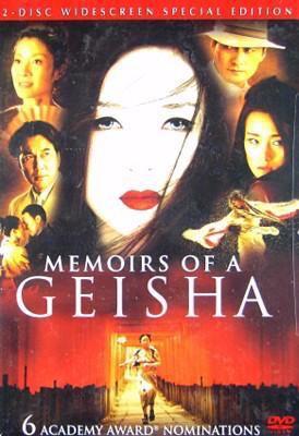 Cover image for Memoirs of a geisha