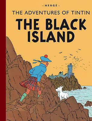 Cover image for The Black Island