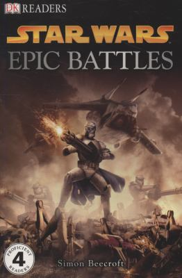 Cover image for Epic battles
