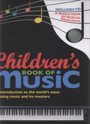 Cover image for Children's book of music.