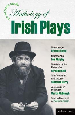Cover image for The Methuen drama anthology of Irish plays